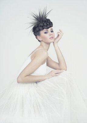 Cuadro Hermosa bailarina
