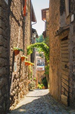 Cuadro Hogares italianos tradicionales