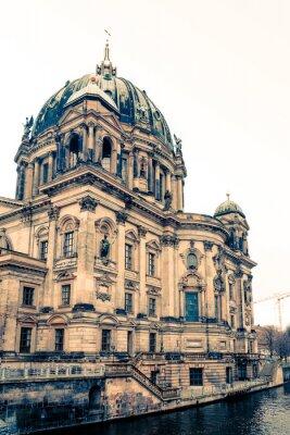 Cuadro Iglesia de la Catedral de Berlín