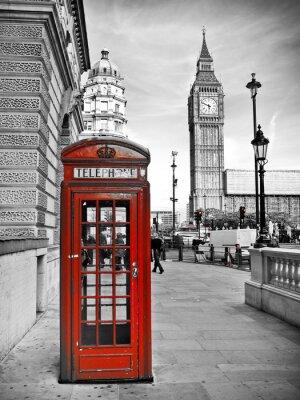 Cuadro Impresión de Londres