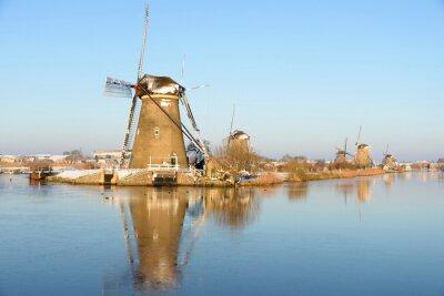 Invierno en los Países Bajos