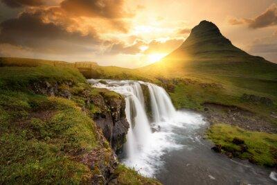 Cuadro Islandia
