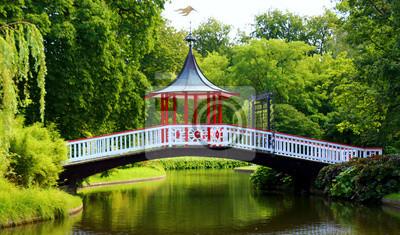 Jardín de Frederiksberg