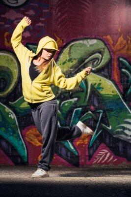 Cuadro Joven bailarín