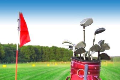 Cuadro Juego de golf.