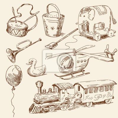 juguetes antiguos
