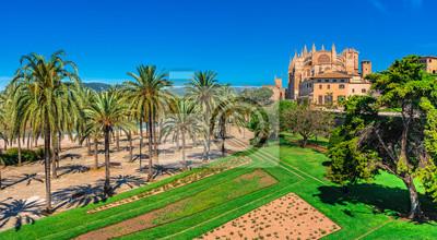 Kathedrale Palma de Mallorca España