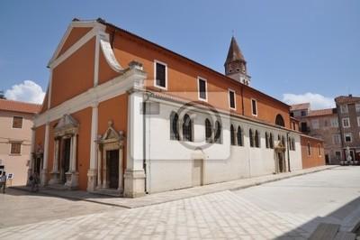 kirche de la santa simon en Zadar