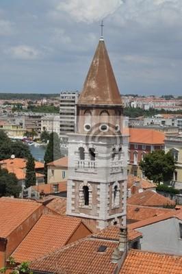 Kirche des hl. Simun en Zadar