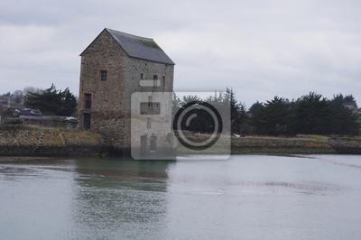 L'ancien moulin à marée de St Suliac