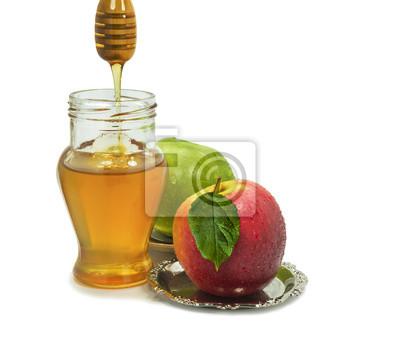 La comida tradicional de Año Nuevo hebreo - Roah Hashaná