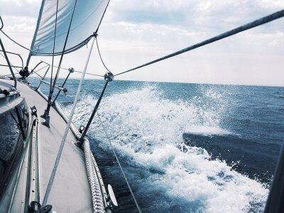 Cuadro La libertad del Mar del Norte
