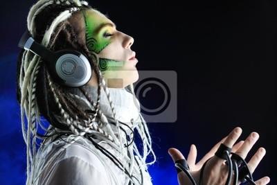 la música de DJ