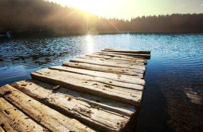 Cuadro lago
