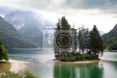 Lago Predil. Provincia Udine.Italy