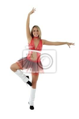 líder de la danza