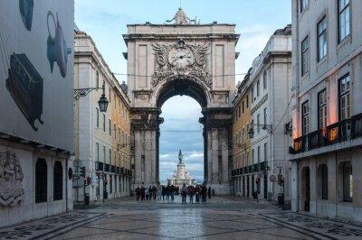 Cuadro Lisbona, città 3