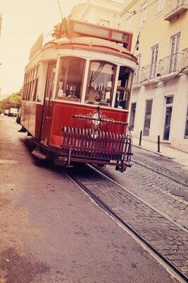 Cuadro Lisbonne (électrique tranvía)