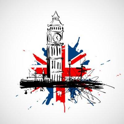 Cuadro ¡Londres!