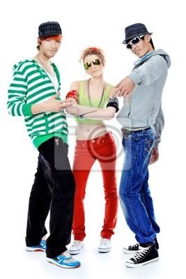 los jóvenes de moda