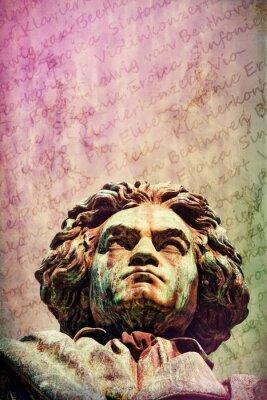 Cuadro Ludwig van Beethoven