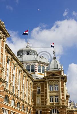 Majestic Kurhaus Hotel en Scheveningen, La Haya, Países Bajos