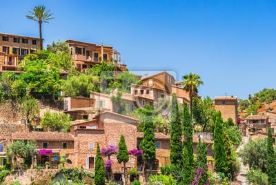 Mallorca Dorf Deia España Baleares Insel
