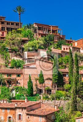 Mallorca España Berg Dorf Mediterran Deia