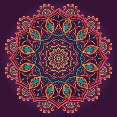 Cuadro Mandala Ornamentales