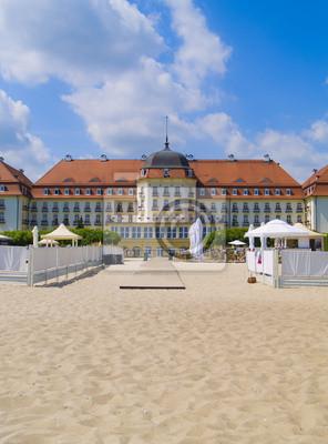 Mansión de estilo Art Noveau, Sopot, Polonia