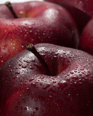 Cuadro Manzanas rojas