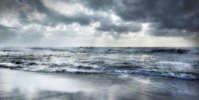 Cuadro Mar agitado
