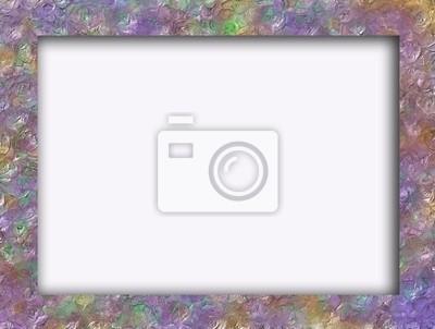 Marco de cristal esmerilado pinturas para la pared • cuadros abulón ...