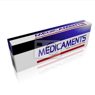 Cuadro médicaments 3d B