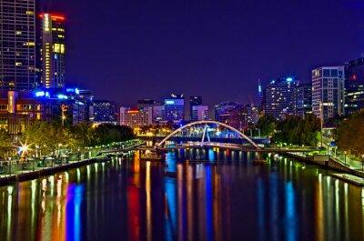 Cuadro Melbourne Ver 18