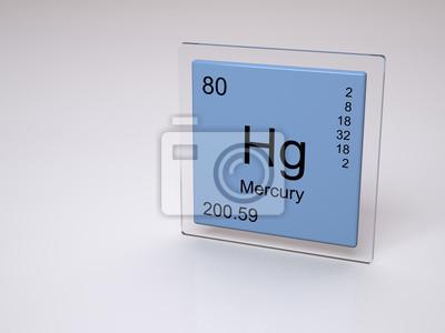 Mercury smbolo hg elemento qumico de la tabla peridica cuadro mercury smbolo hg elemento qumico de la tabla peridica urtaz Image collections