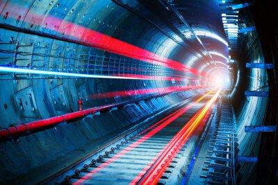 Cuadro Metro Túnel