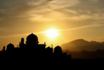 Cuadro mezquita