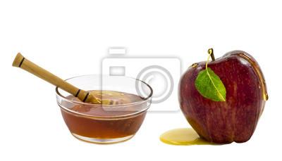 Miel y manzana son símbolos del Año Nuevo judío - hashnah rosh