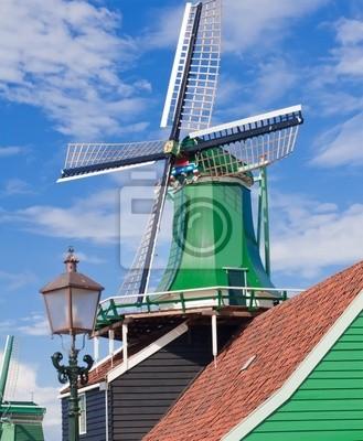 Mills en Holanda,
