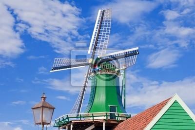 Mills en Holanda, hito directa y tradicional del país