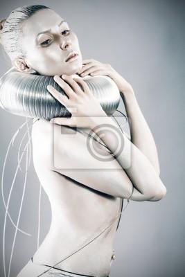 moda de alta tecnología