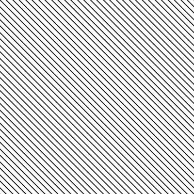 Cuadro Modelo diagonal de la raya inconsútil.