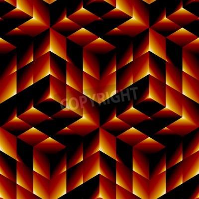 Cuadro Modelo geométrico inconsútil