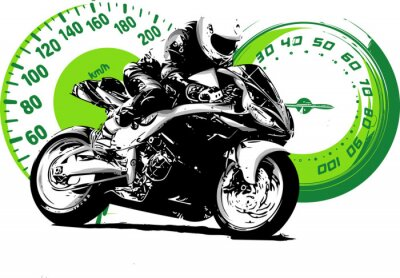 Cuadro Moto
