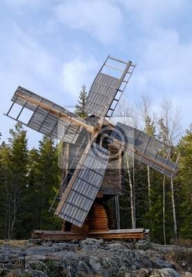 Moulin à vent Ancien - Umea