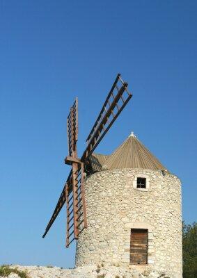 moulin ancien