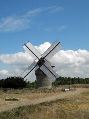 Moulin de la Falaise, Frankreich,