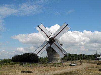 Moulin de la Falaise, Frankreich