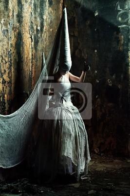 Mujer de terror